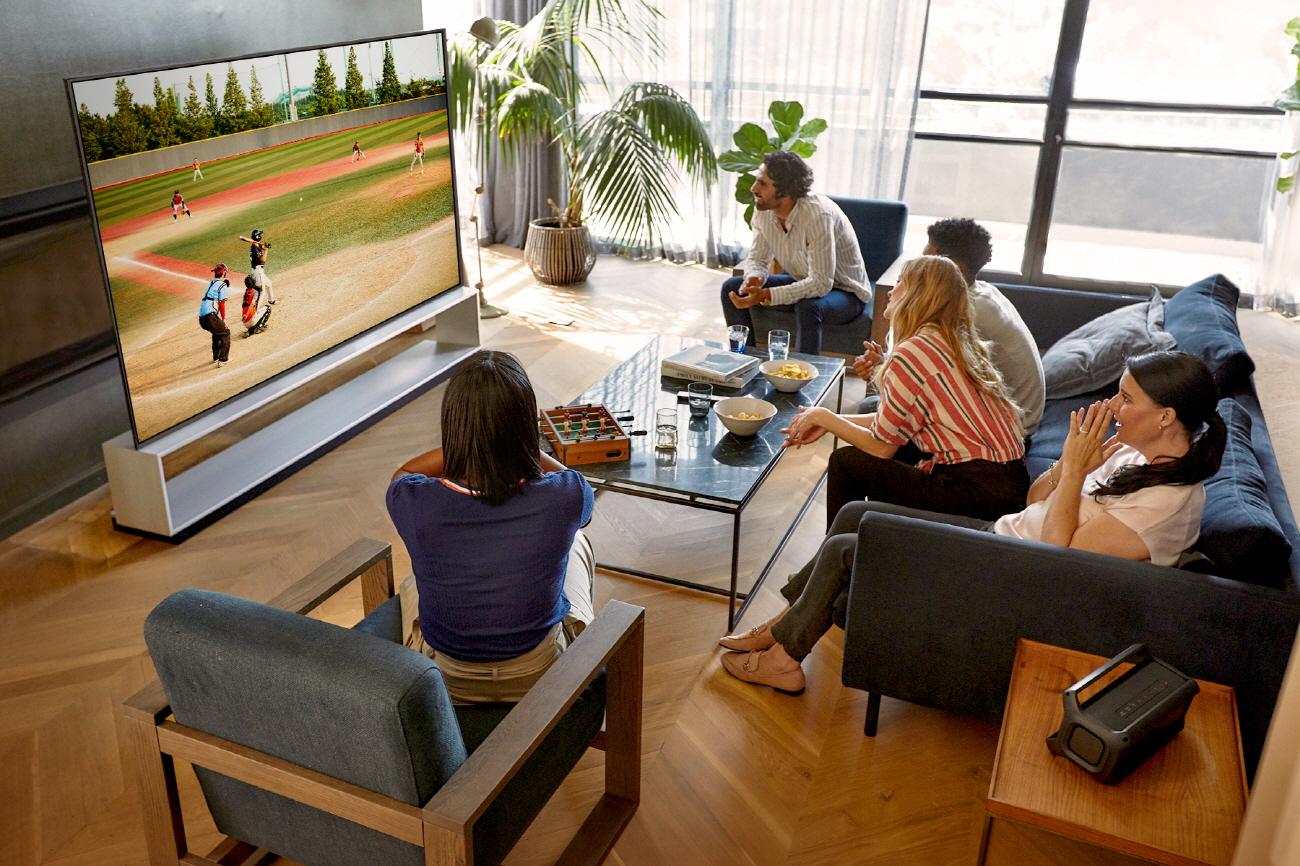 Televisores OLED de LG hacen los sueños realidad   EL FRENTE